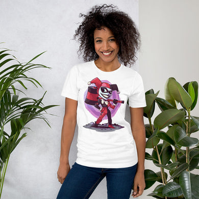 Harley Queen Unisex T-Shirt
