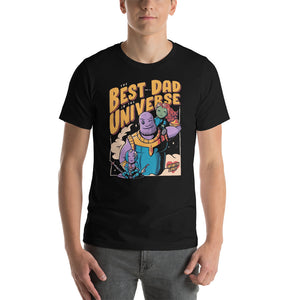 Best Dad In The Universe Unisex T-Shirt