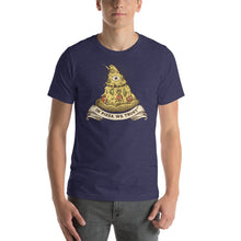 Load image into Gallery viewer, We Trust In Pizza Unisex T-Shirt