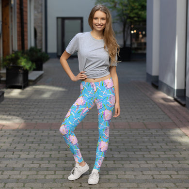 Leggings ICE Cream