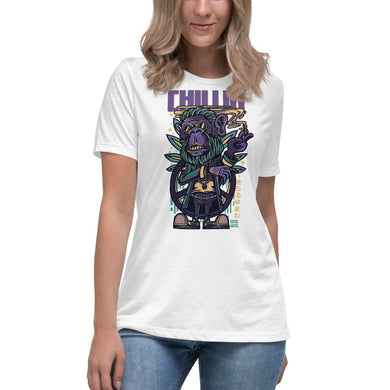 Chillin Women's Relaxed T-Shirt