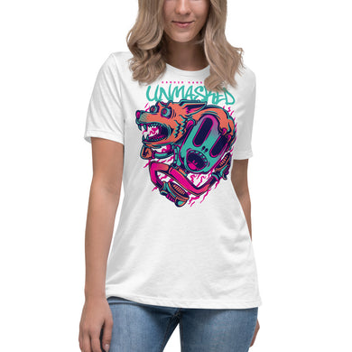 Unmasked Danger Women's T-Shirt