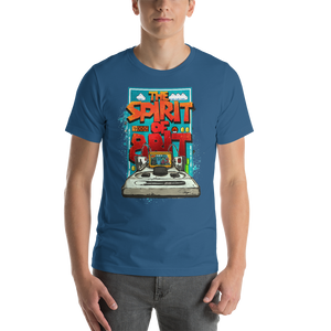 The Spirit of 8 Bit Games Unisex T-Shirt