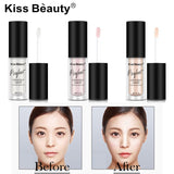 Kiss Beauty Illuminating Liquid Face Concealer-Unwavering Beauty