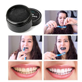 Activated Charcoal Teeth Whitener - Unwavering Beauty