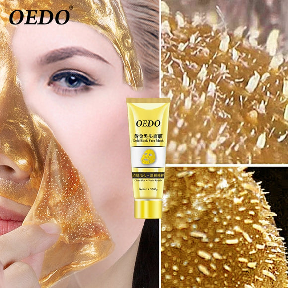 OEDO Gold Blackhead Facial Removing Mask - Unwavering Beauty
