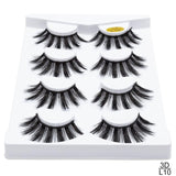 Sexysheep Natural Lashes 4pk - Unwavering Beauty