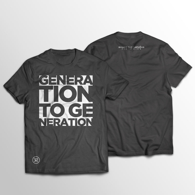"""Generation-To-Generation"" Shirt"