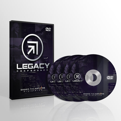 Legacy 2016 - Video Sessions (DVD)