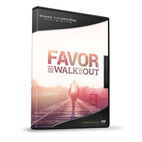 Favor To Walk It Out (DVD)