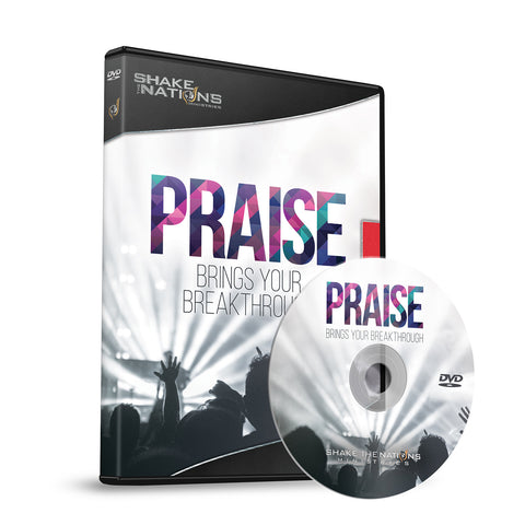 Praise Brings Your Breakthrough | Lydia S. Marrow (DVD)