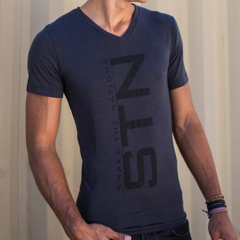 STN Vertical (MALE) | T-Shirt