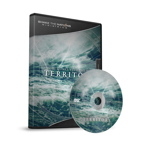 It Comes With The Territory (DVD)