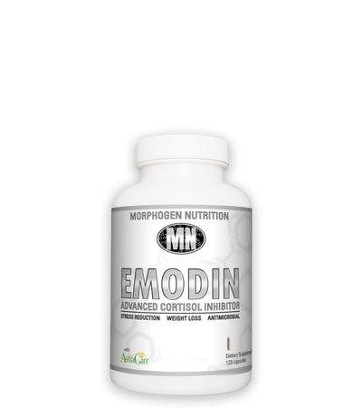 Emodin - Advanced Cortisol Inhibitor