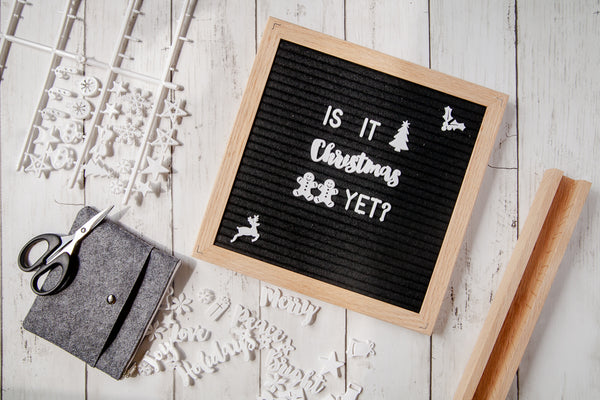 Felt Letter Boards - Two Sided!