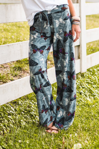 Butterfly Lounge Pants