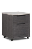 Ghost Mobile File Cabinet