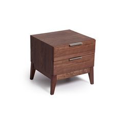 Tribeca 2 Drawer Night Stand