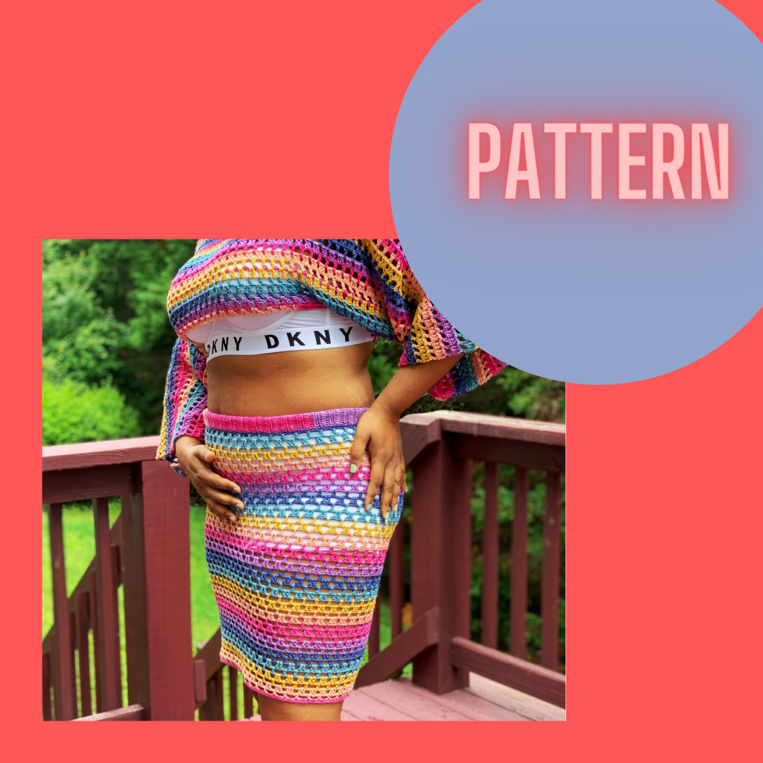 Pattern  . . . Don't Kill My Vibe