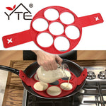 TrendyDiscountDeals™ | 7 in 1 Silicone Pancake Mold