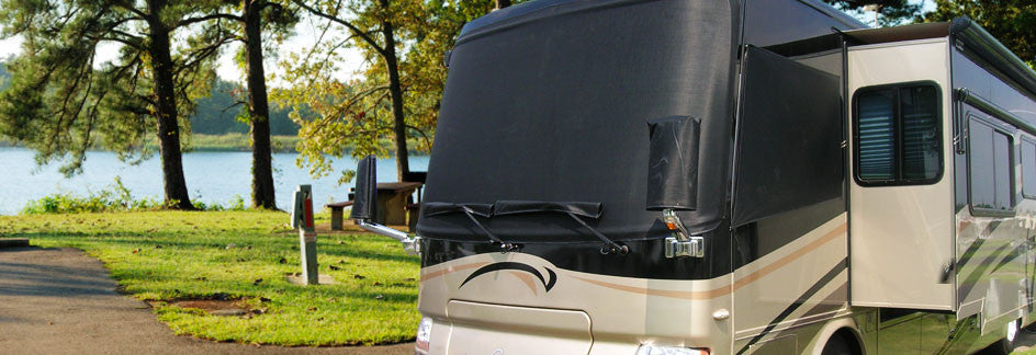 RV Windshield Covers