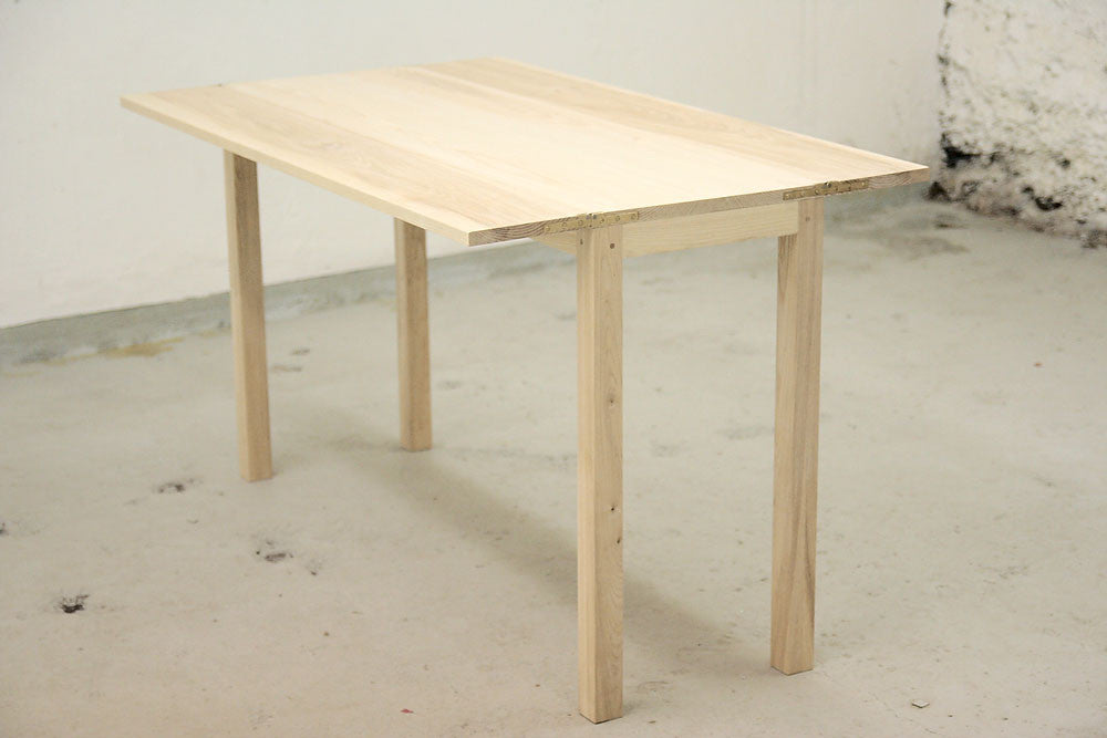 Small Folding Ash Table