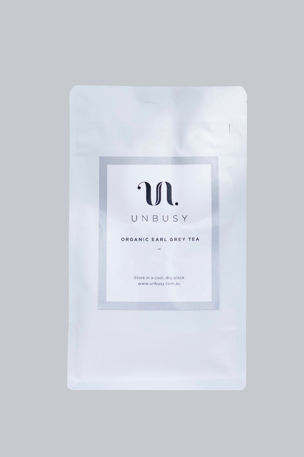ORGANIC EARL GREY - UNBUSY TEA