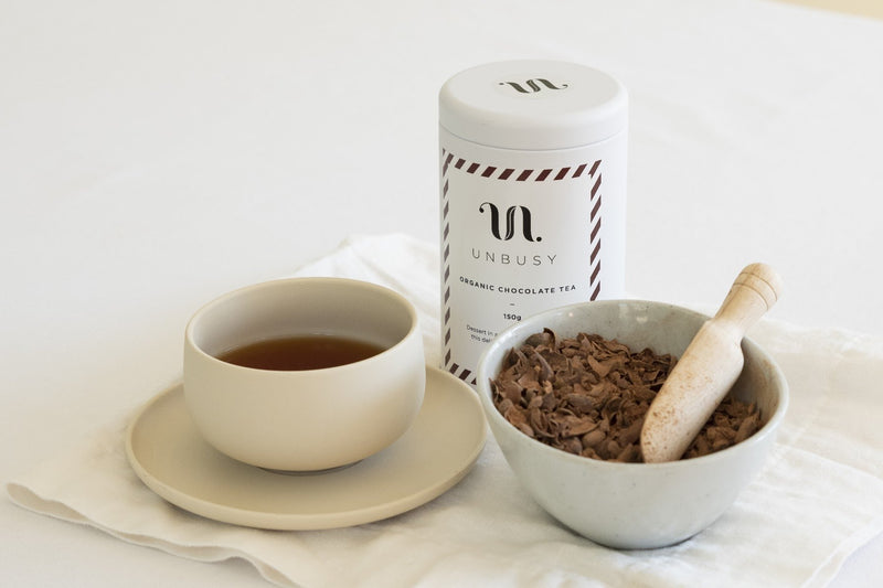 CHOCOLATE TEA - UNBUSY TEA