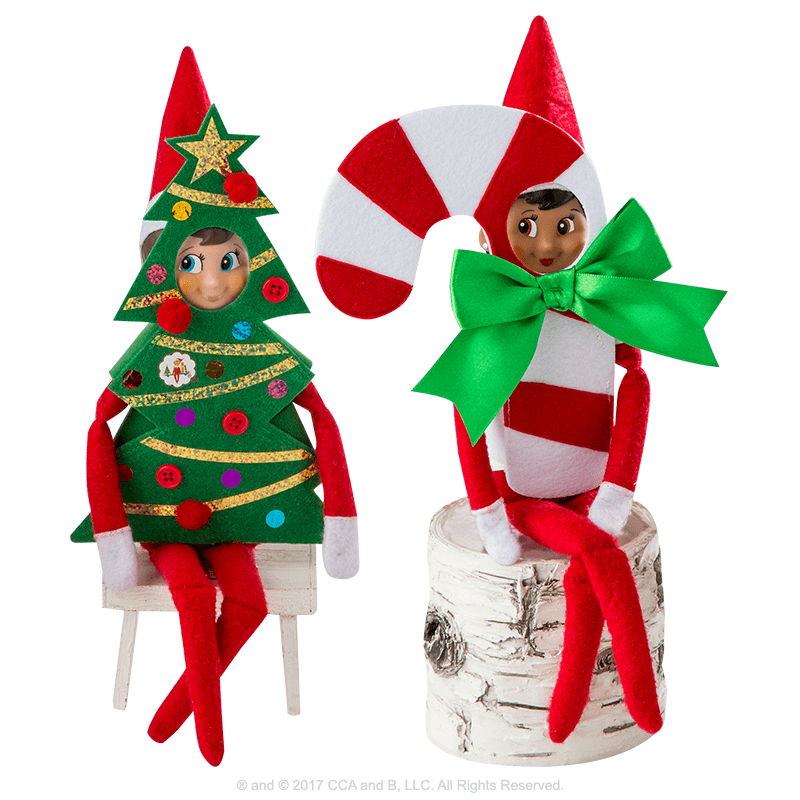 The Elf on the Shelf Store  Shop Online at Santas Store