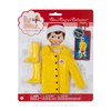 Claus Couture Collection® Caroling in the Raincoat: Front of Packaging