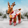 Claus Couture Collection® Polar Pattern Set for Reindeer: Lifestyle Shot