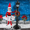 Claus Couture Collection® Rockin' Reindeer Skirt: Lifestyle Shot