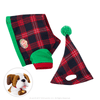 Claus Couture Collection® Playful Puppy PJ's: Jacket and Nightcap