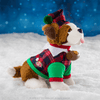 Claus Couture Collection® Playful Puppy PJ's: Lifestyle Shot