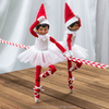 Claus Couture Collection® Twinkle Toes Tutu: Lifestyle Shot