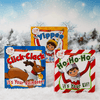 Scout Elves Present Hooray! It's Your First…The Elf on the Shelf® Library: Lifestyle Shot