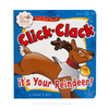 Scout Elves Present Hooray! It's Your First…The Elf on the Shelf® Library: Click-Clack it's you're Reindeer! Book