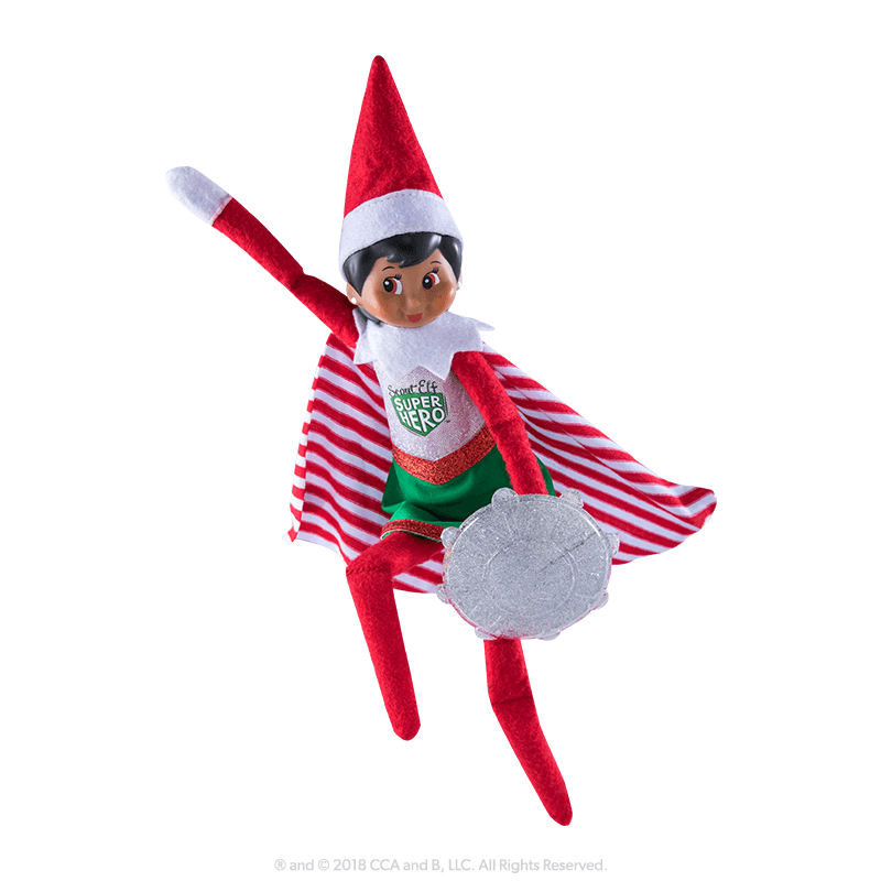 Claus Couture Collection Scout Elf Superhero Girl Santa S Store