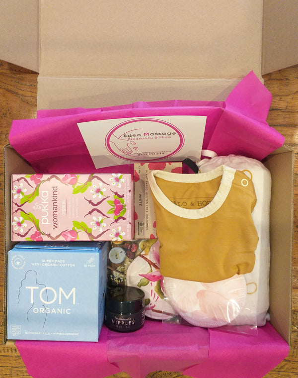 New Mum and Bub Gift Box