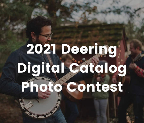 Deering Catalog Cover 2021 Contest