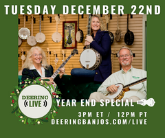 Deering Live End of the Year Special 2020