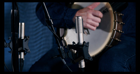 How To Mic A Banjo