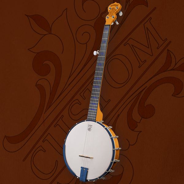 Custom Goodtime Banjo