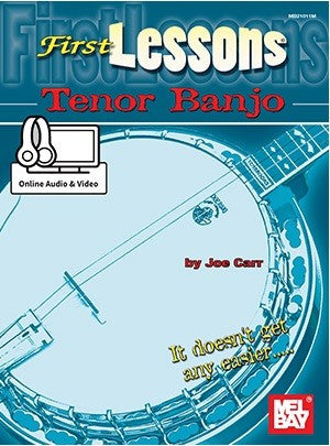First Lessons Tenor Book