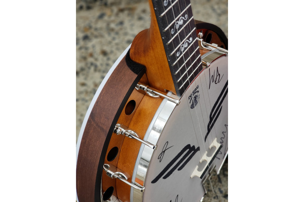 Michigan Charity Banjo