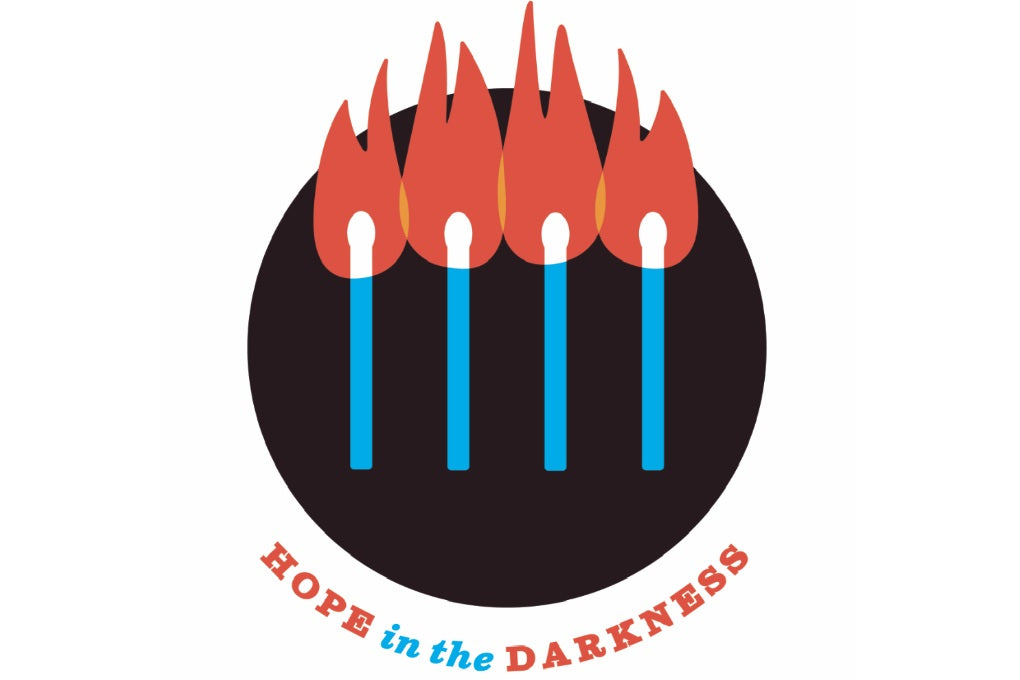 Hope In the Darkness Logo