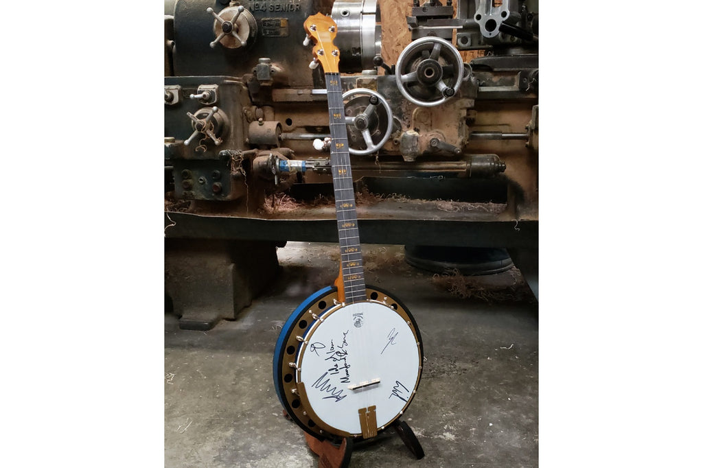 Oregon Charity Banjo
