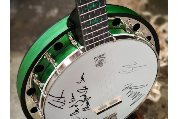 Washington Charity Banjo