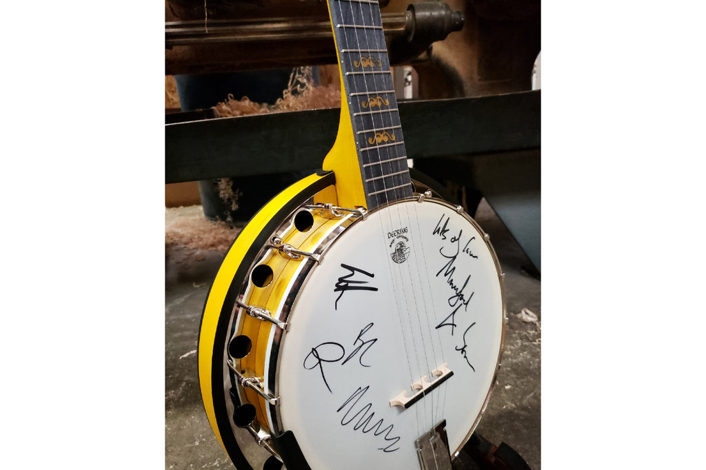 Colorado Charity Banjo