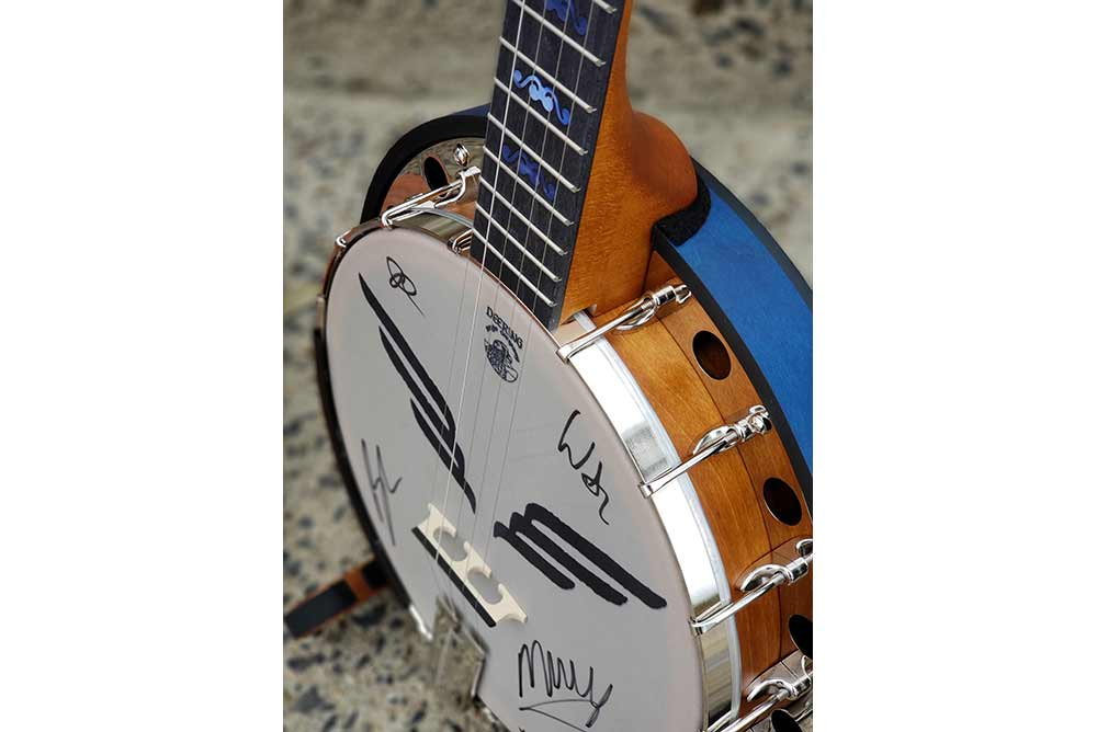 Ohio Charity Banjo